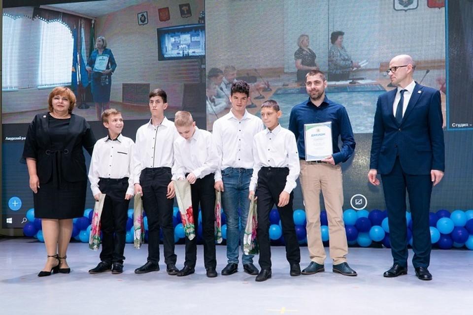 Победителей регионального этапа творческих инклюзивных игр наградили в Хабаровском крае
