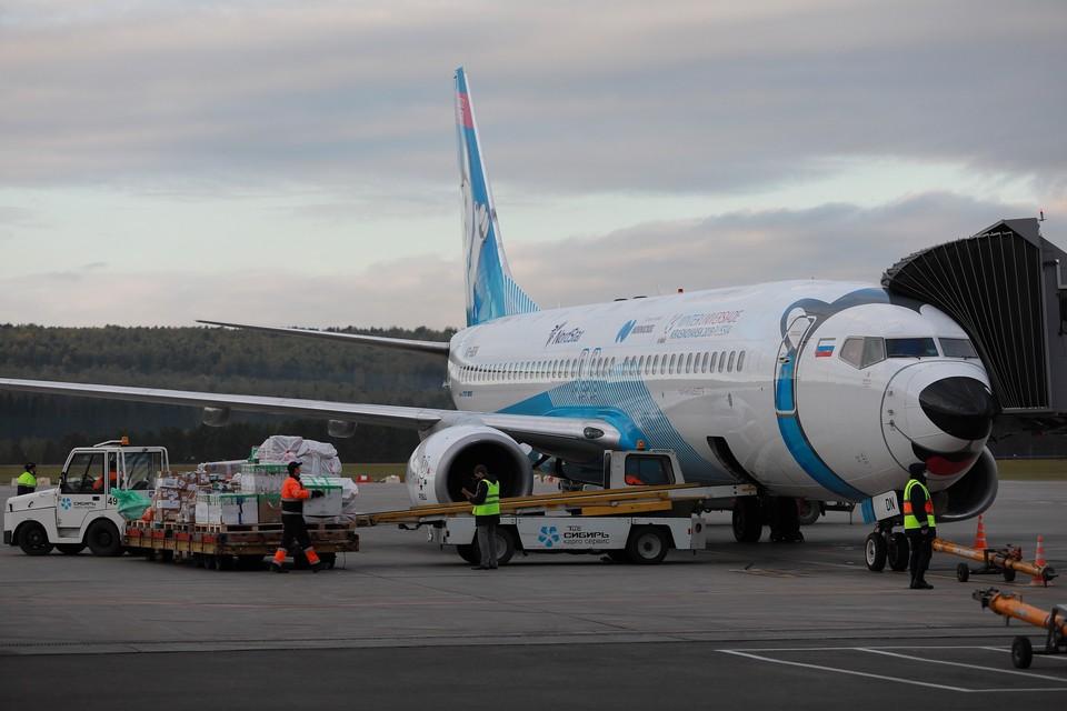 Из Красноярска в Санкт-Петербург открываются вечерние рейсы
