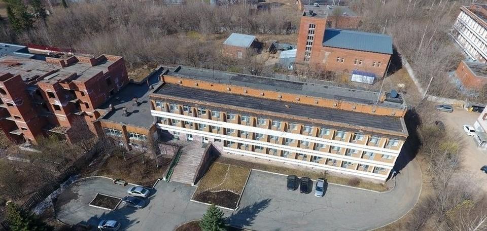 Общая площадь трехэтажного здания - 3.23 тыс. кв. м Фото: Минимущества Удмуртии
