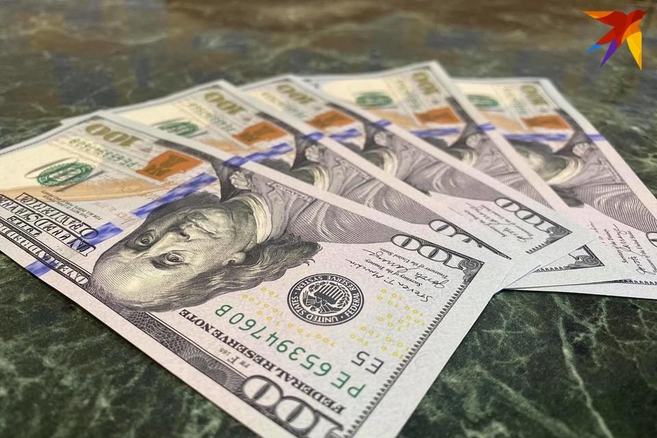 Курсы валют в Беларуси на 3 июня