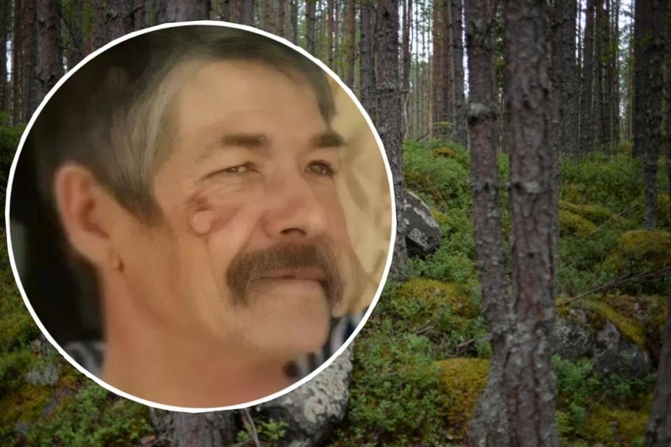 """63-летний сибиряк больше суток провел в лесу без еды и воды. Фото: """"ЛизаАлерт Новосибирск""""."""