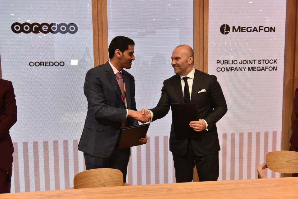 «МегаФон» поделится с Ooredoo опытом поддержки крупных спортивных мероприятий. Фото: пресс-служба «МегаФон».
