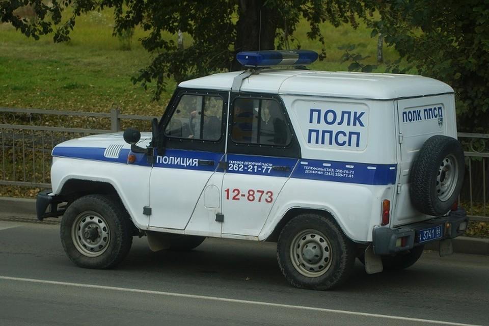 Инцидент произошел в городе Нижние Серги