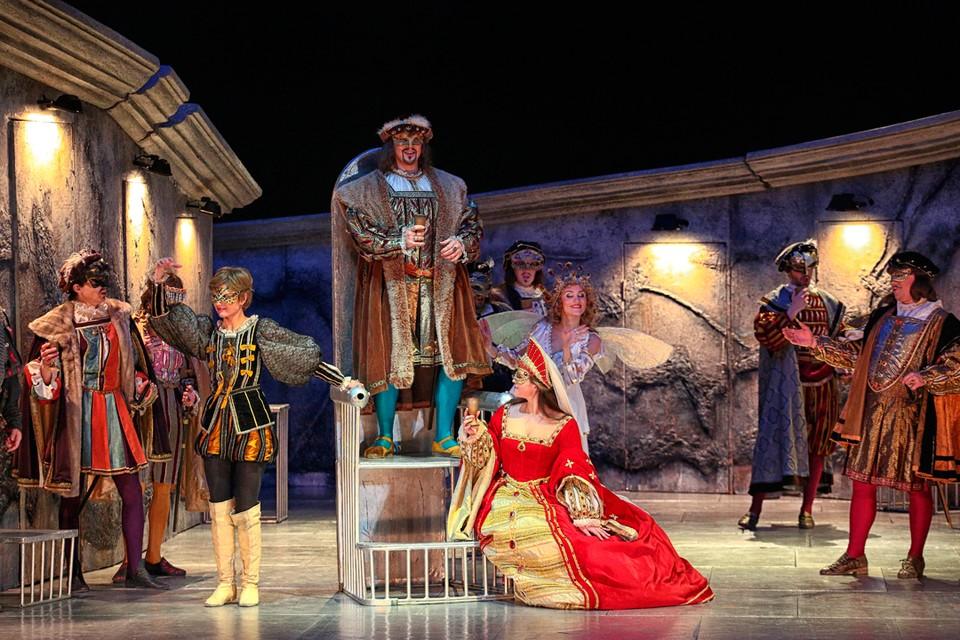 Уже 10 и 11 июня в Египте на сцене Каирской оперы театр представит музыкальную драму «Риголетто» Дж. Верди.