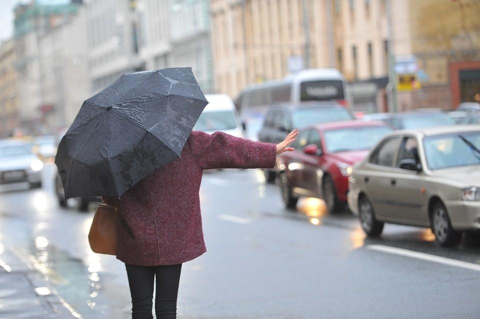 В Ростовской области ожидаются дожди и ветер.