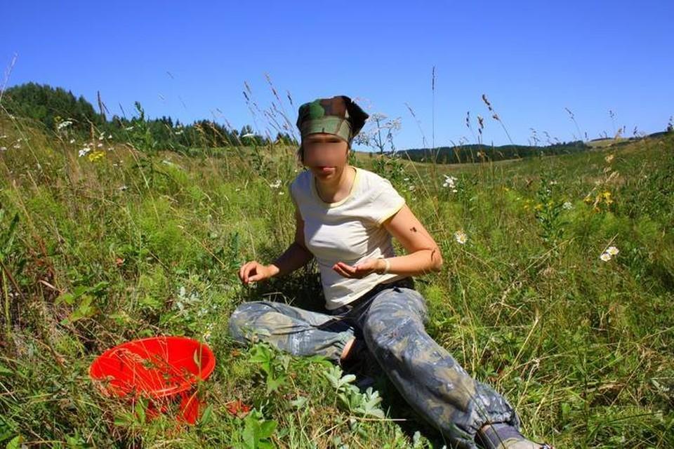 Анастасия Пыхтеева отправилась на сплав в одиночку.
