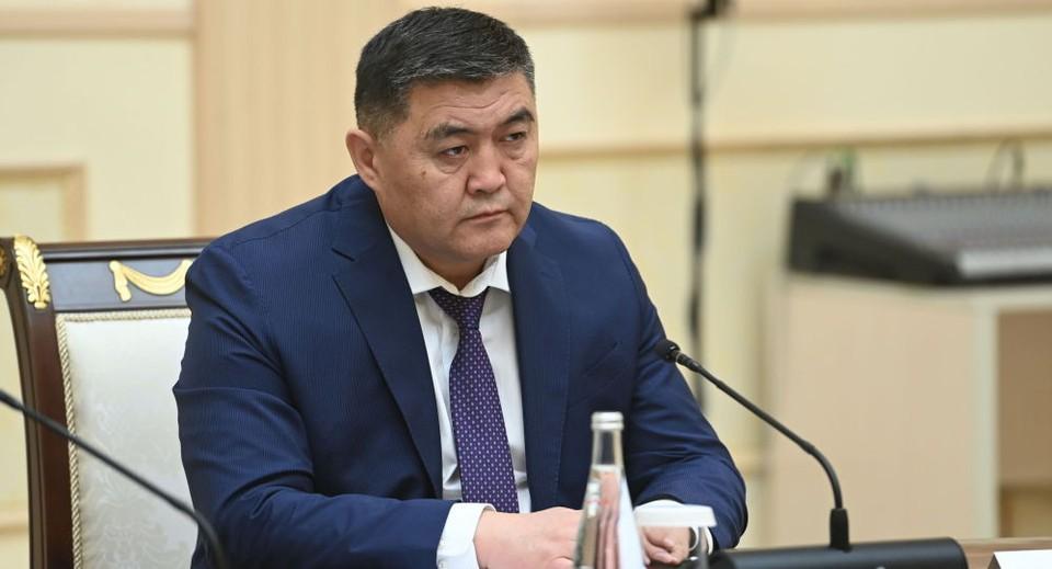 Ташиев выехал в Ошскую область.