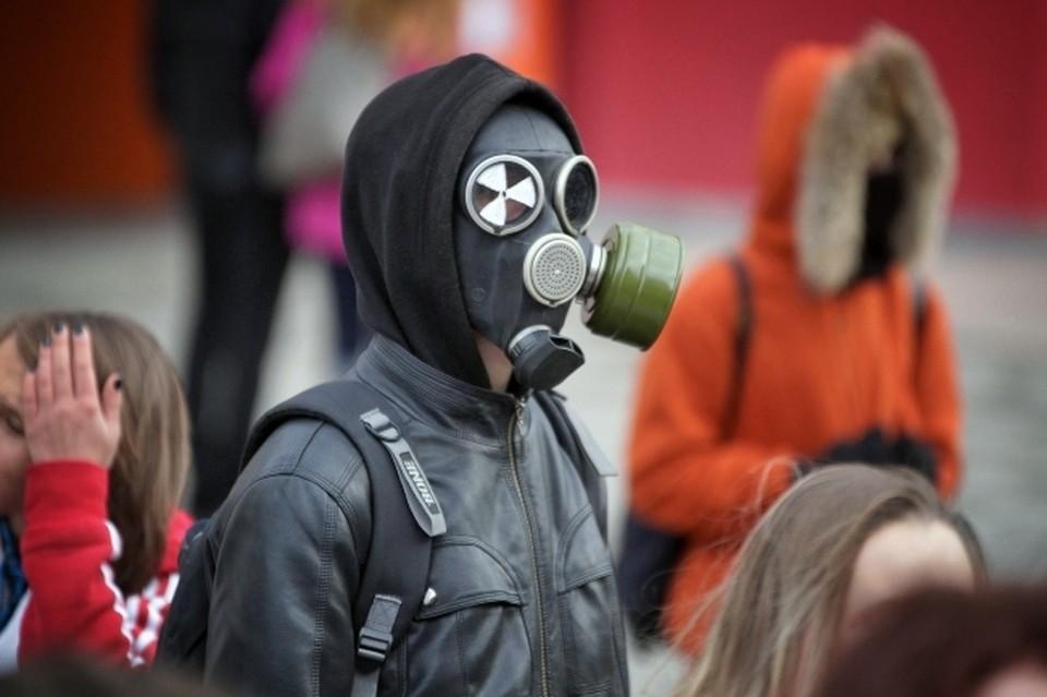 В Омске снова фиксировали повышенное содержание опасного газа в воздухе.