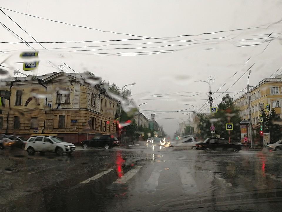 Погода в Красноярске на 5 июня 2021: ожидается похолодание до +12 градусов и дождь
