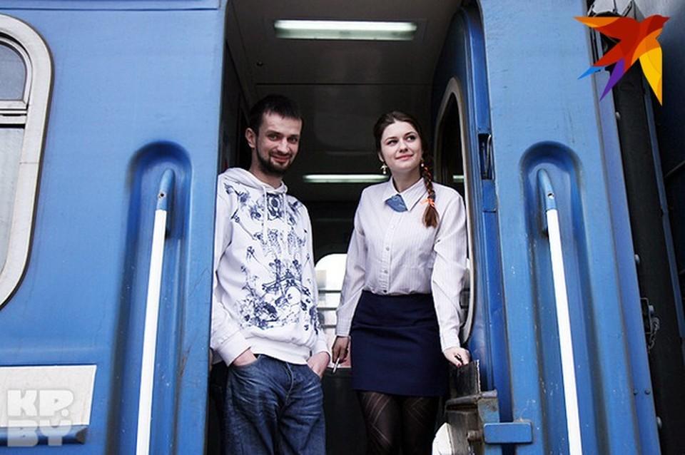 Поезда из Гомеля в Москву и Санкт-Петербург возобновляют свою работу.
