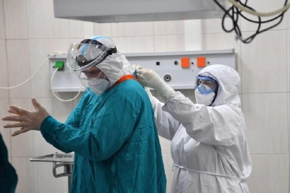 Еще 5 сибиряков умерли от коронавируса.