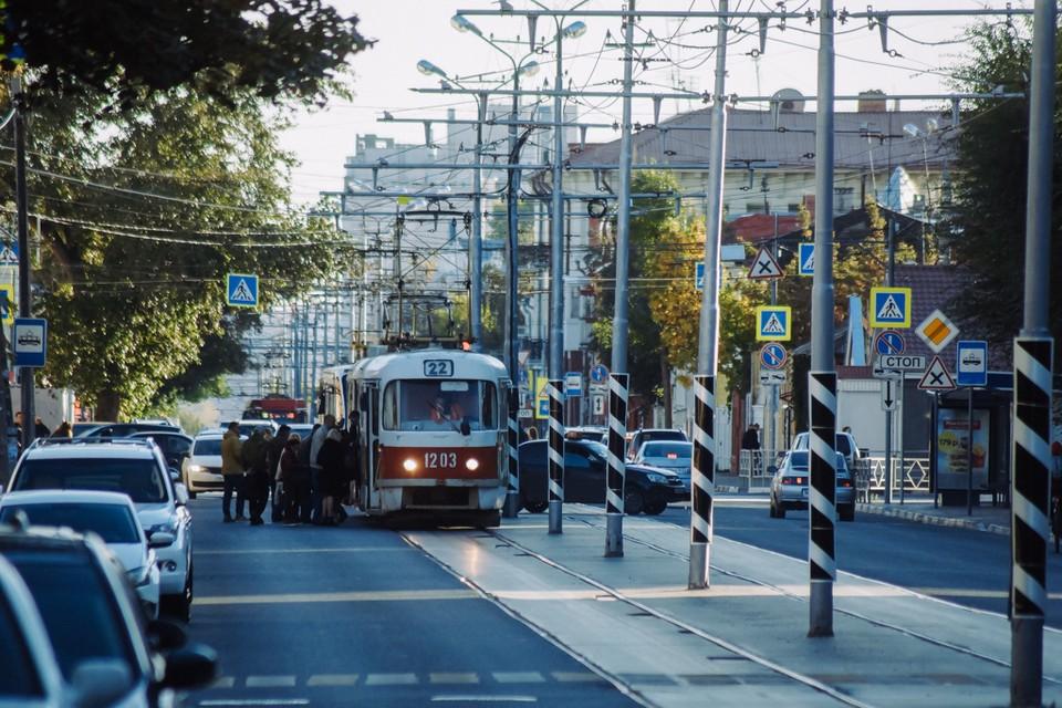 В 2020-м году самарцы ездили на трамваях и троллейбусах 60 млн раз
