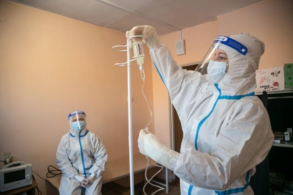В Ростовской области коронавирусом заразился еще 161 человек