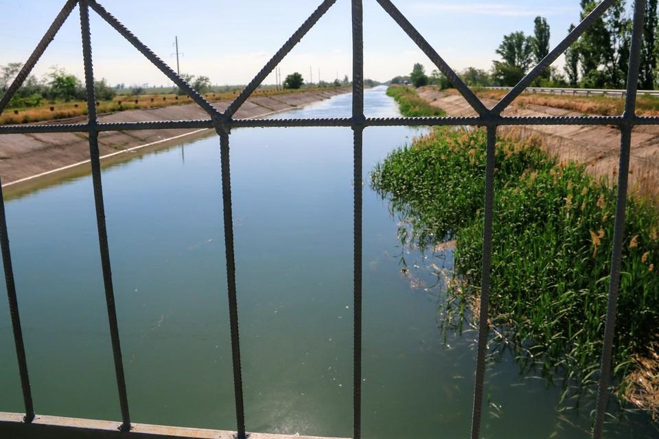 Северо-Крымский канал ближайшие 2 года будет питающей артерией Феоосии, Судака и Керчи