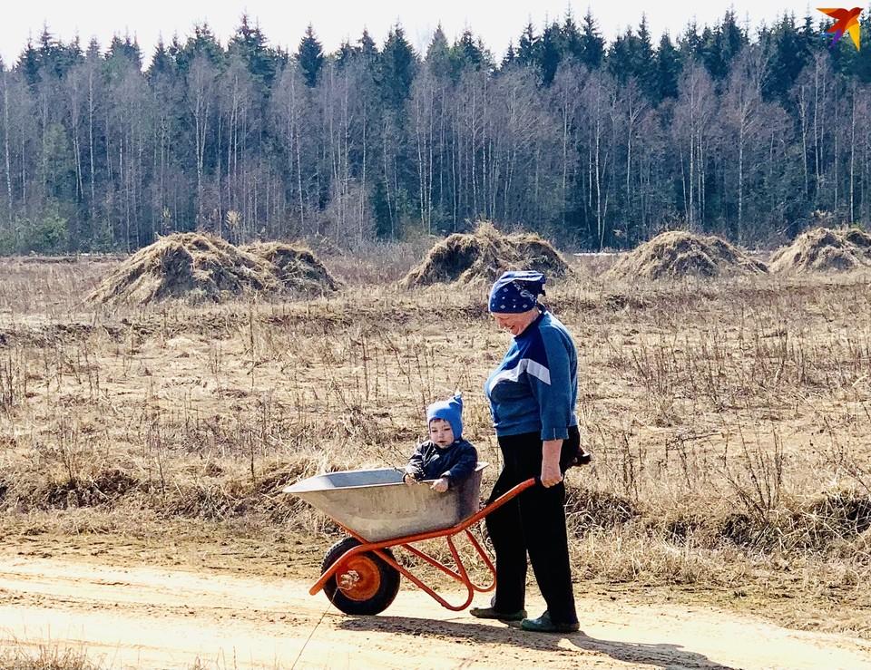 Жителей центральных районов Тверской области предупреждают о высокой пожарной опасности.