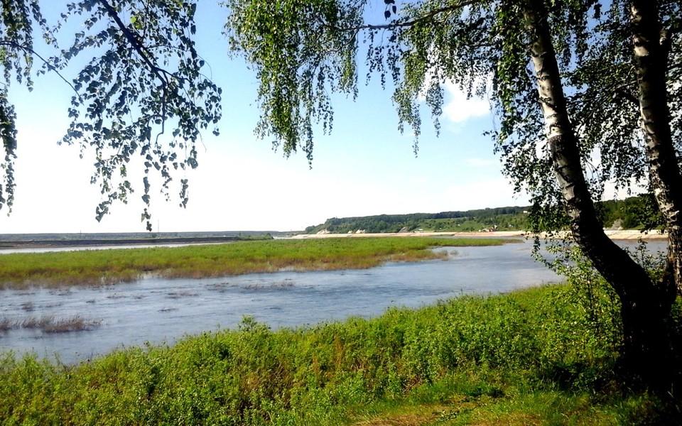 После дождей в Томске установилась солнечная и теплая летняя погода