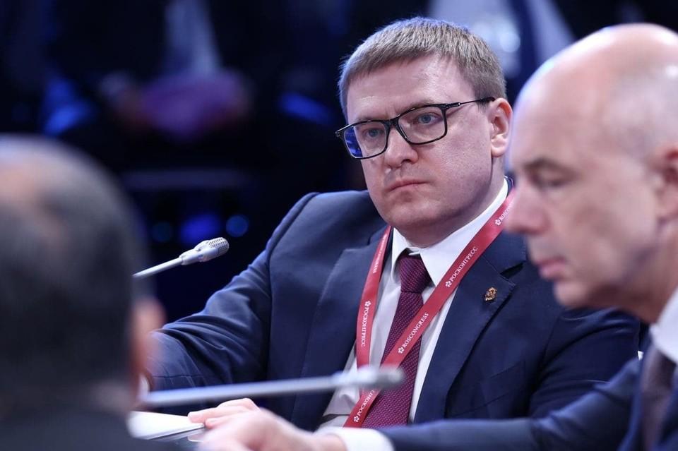 Губернатор Челябинской области Алексей Текслер подвел итоги работы делегации региона на ПМЭФ-2021. Фото: gubernator74.ru