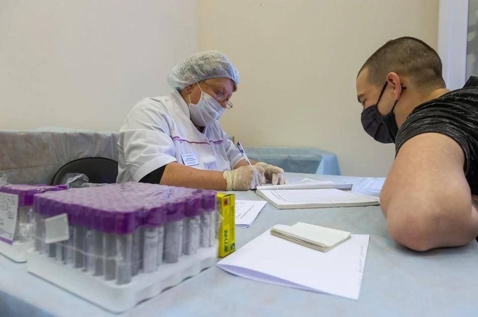 В ДНР продолжают фиксировать рост заболеваемости коронавирусом