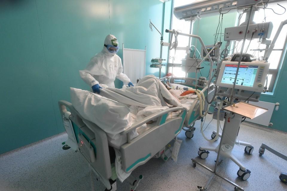 В Ростовской области коронавирусом заразились еще 159 человек