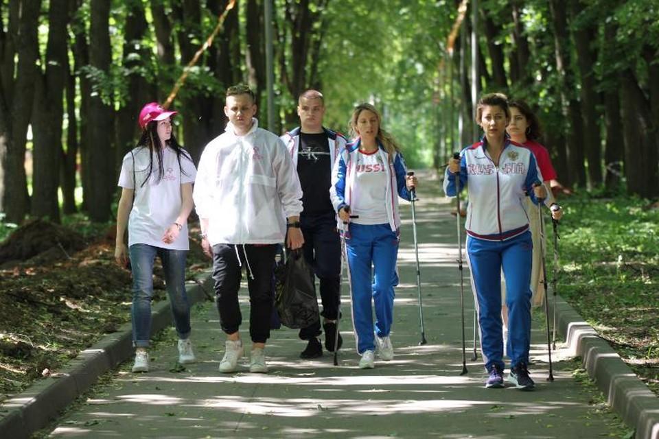 Фото: пресс-служба министерства физической культуры и спорта Рязанской области.