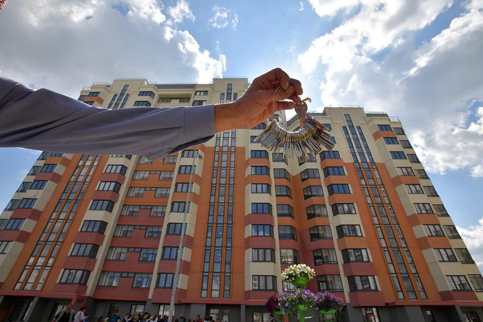 В Москве для участников реновации проектируется и строится 290 жилых домов.