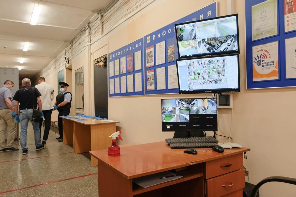 Как работает система безопасности разных школ?