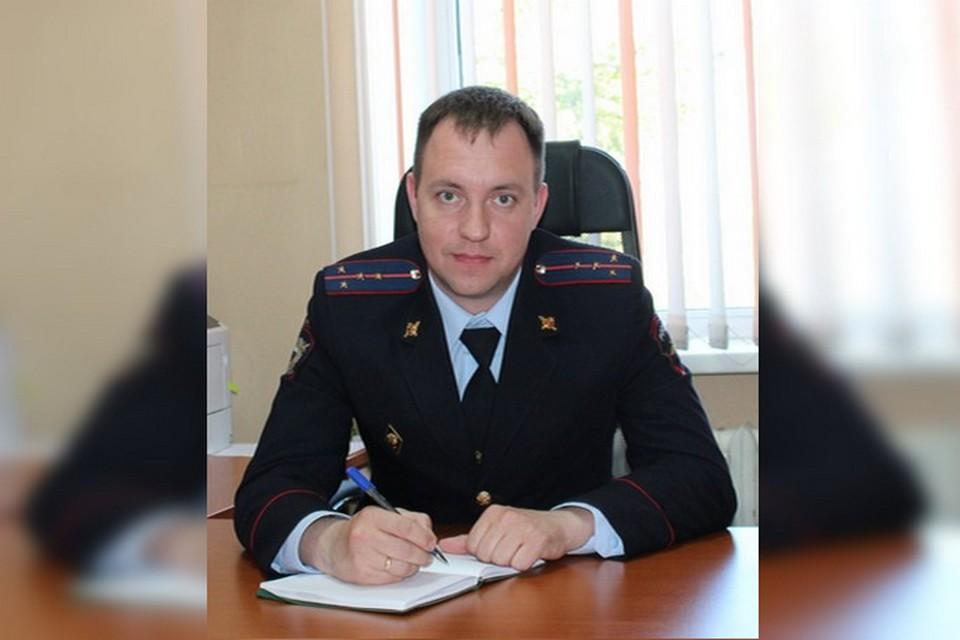 На снимке сам Виктор Лоскутов. Фото: предоставлено пресс-службой УМВД России по Петропавловску-Камчатскому.