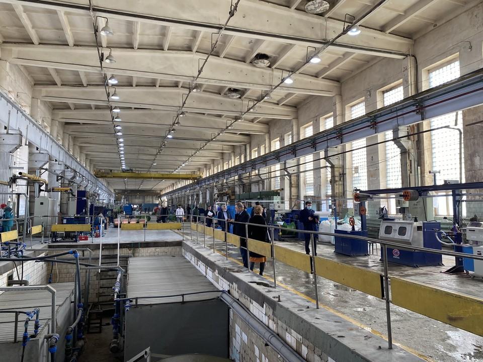 Сейчас в Северске на территории опережающего развития реализуют проекты 12 компаний-резидентов. Фото с сайта duma.tomsk.ru