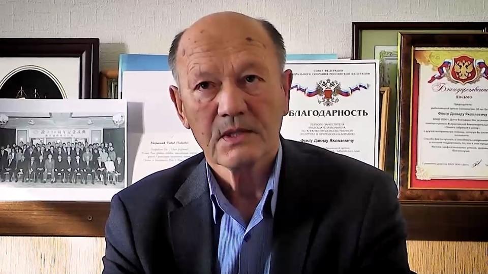 Профессиональной династической командой 45 лет бессменно руководит Давыд Яковлевич Фукс.