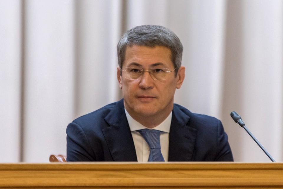 Глава Башкирии заявил, что уфимская набережная сделана на хорошем уровне