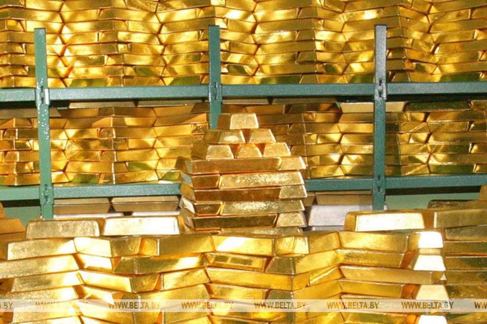 За май золотовалютные резервы выросли на 485,2 миллиона долларов. Фото: БелТА