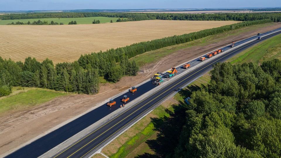 Результатом работы государственной системы «Платон» стало строительство и ремонт более 130 мостов и 3,5 тысяч км дорог