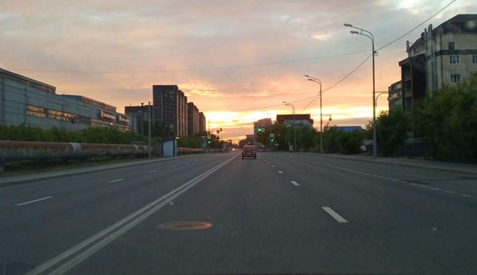 На улице Харьковской в Тюмени отключат светофоры.