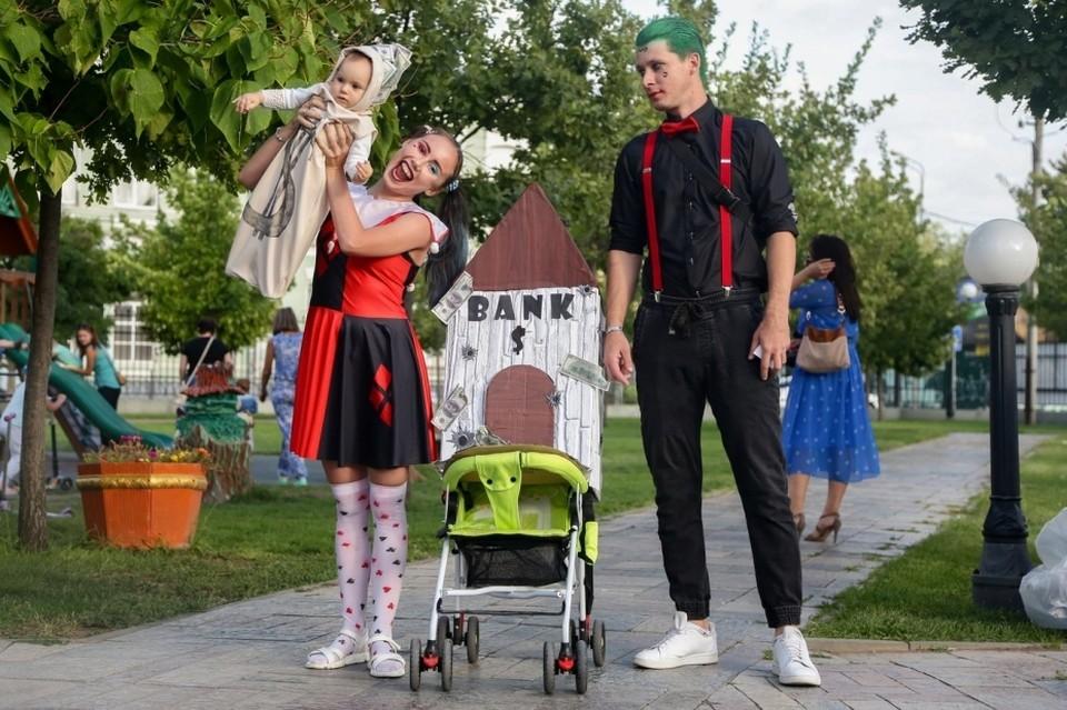 Астраханские семьи приглашают принять участие в конкурсе «Южная Венеция»