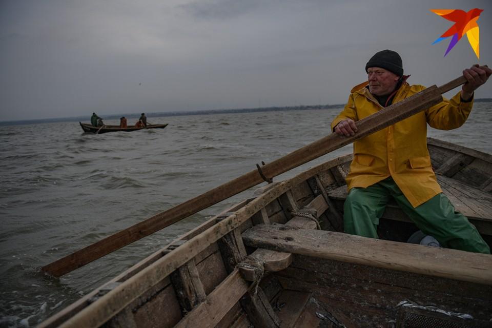 В конце прошлой недели рыбакам рекомендовали не выходить в море из-за плохой погоды.
