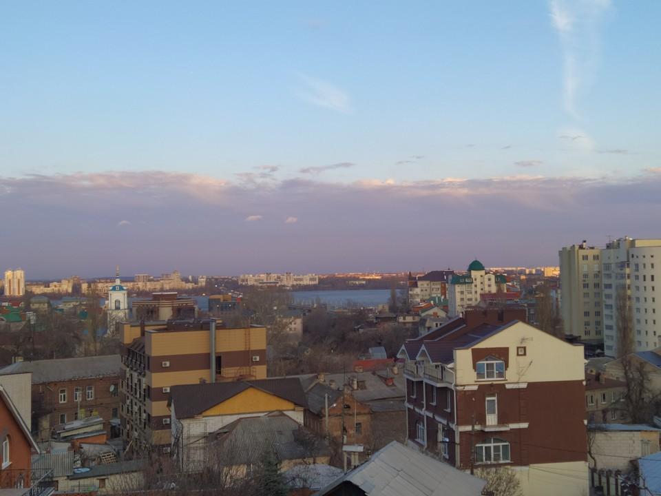 Один участок застройки расположен в Левобережном районе, другой – в Коминтерновском.