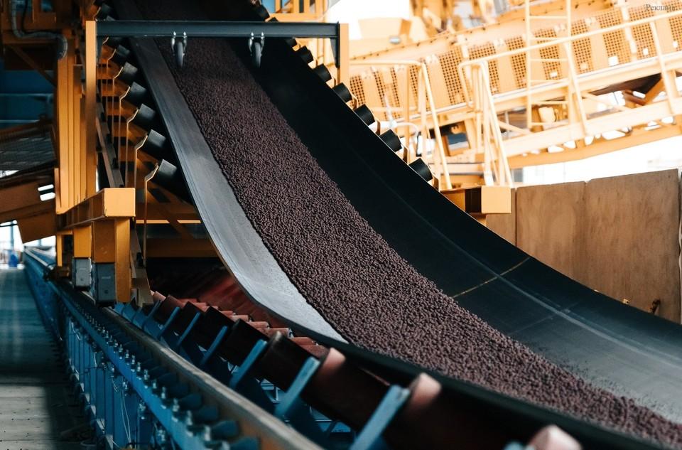 Компания осуществила отгрузку 2,2 миллиона тонн продукции из терминала, построенного компанией «Ультрамар» в порту Усть-Луга (Ленинградская область).