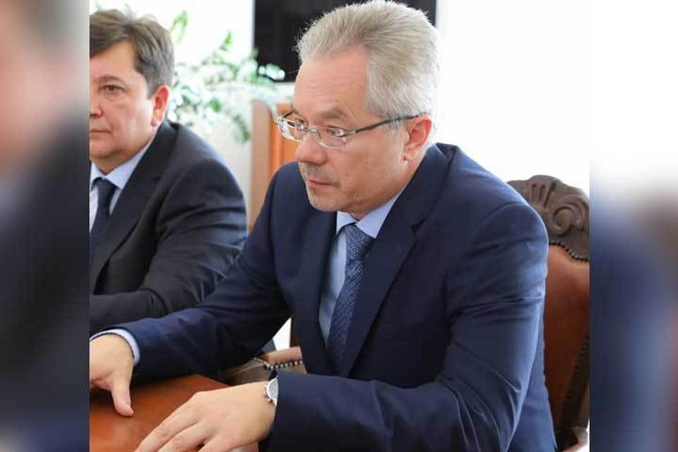 Фото: пресс-служба главы Курганской области