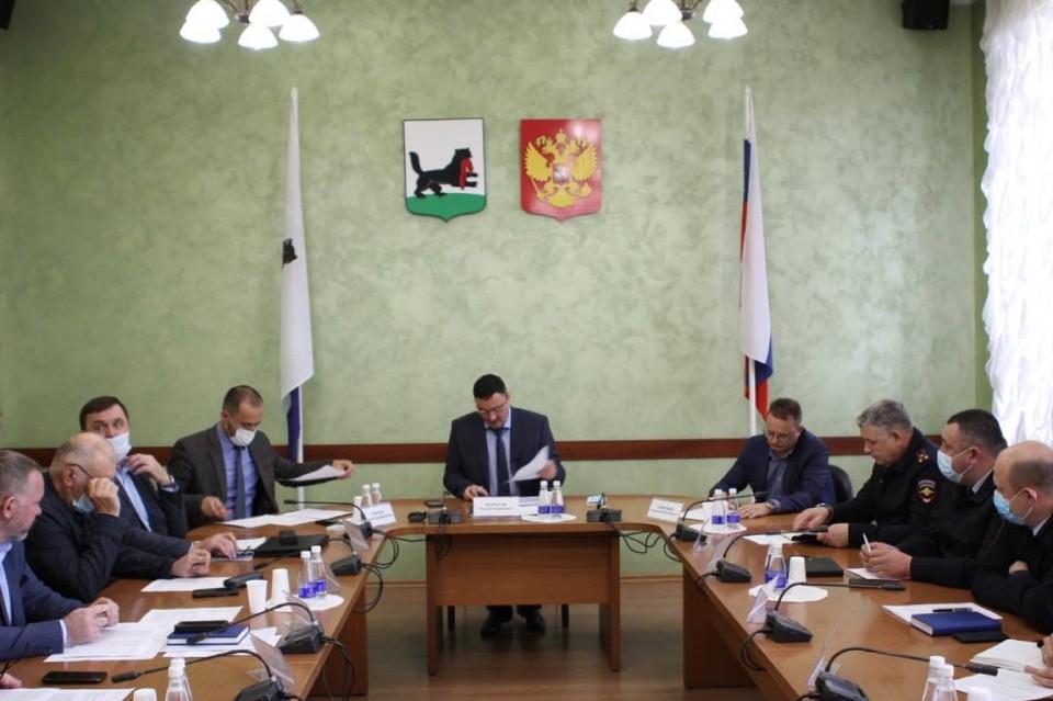 70 миллионов рублей направят на дополнительный ремонт дорог в Иркутске. Фото: пресс-служба администрации Иркутска.