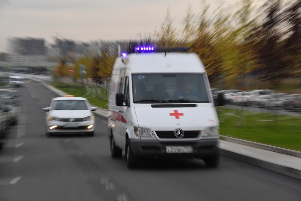 К месту происшествия были направлены несколько машин скорой помощи