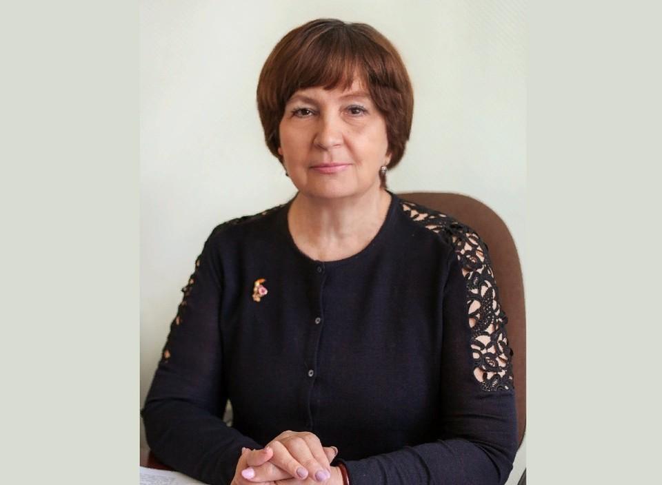 Ольга Федотова. Фото с сайта СГУ