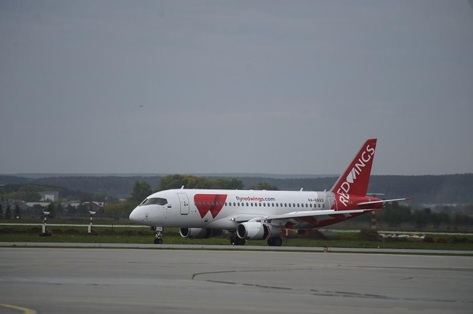 8 июня новое направление уже опробовали пассажиры авиакомпании Red Wings