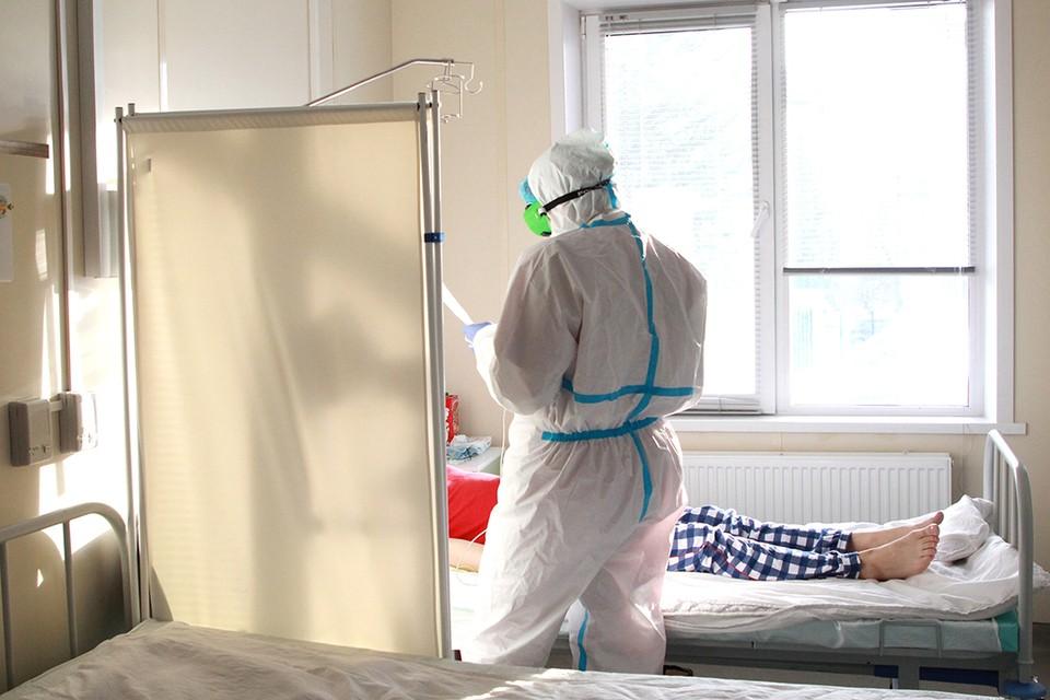Коронавирус в Иркутске, последние новости на 9 июня: в больницах региона больше 1500 пациентов с COVID-19