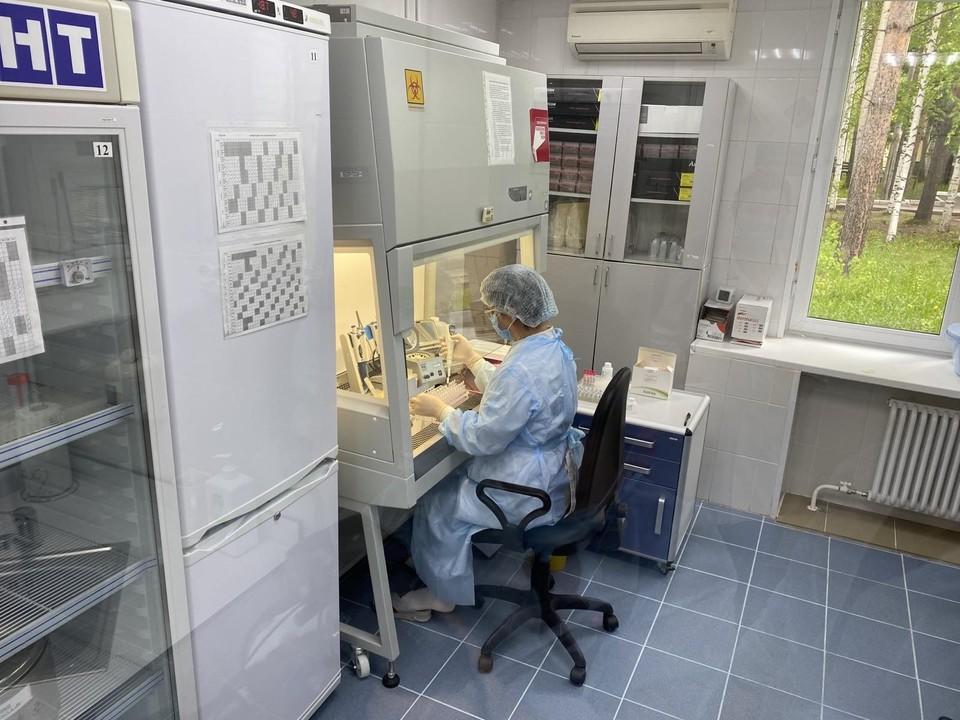 В Нефтеюганске закончили ремонт иммунологической лаборатории Фото: Департамент здравоохранения ХМАО-Югры