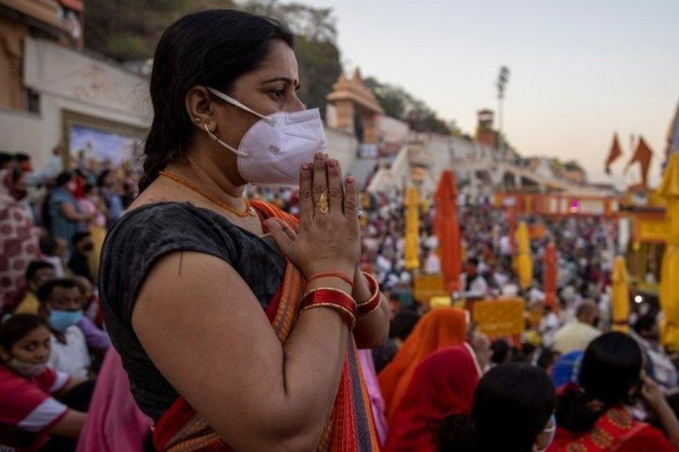 Индийский штамм сейчас самый опасный. Фото newsdome.co.za