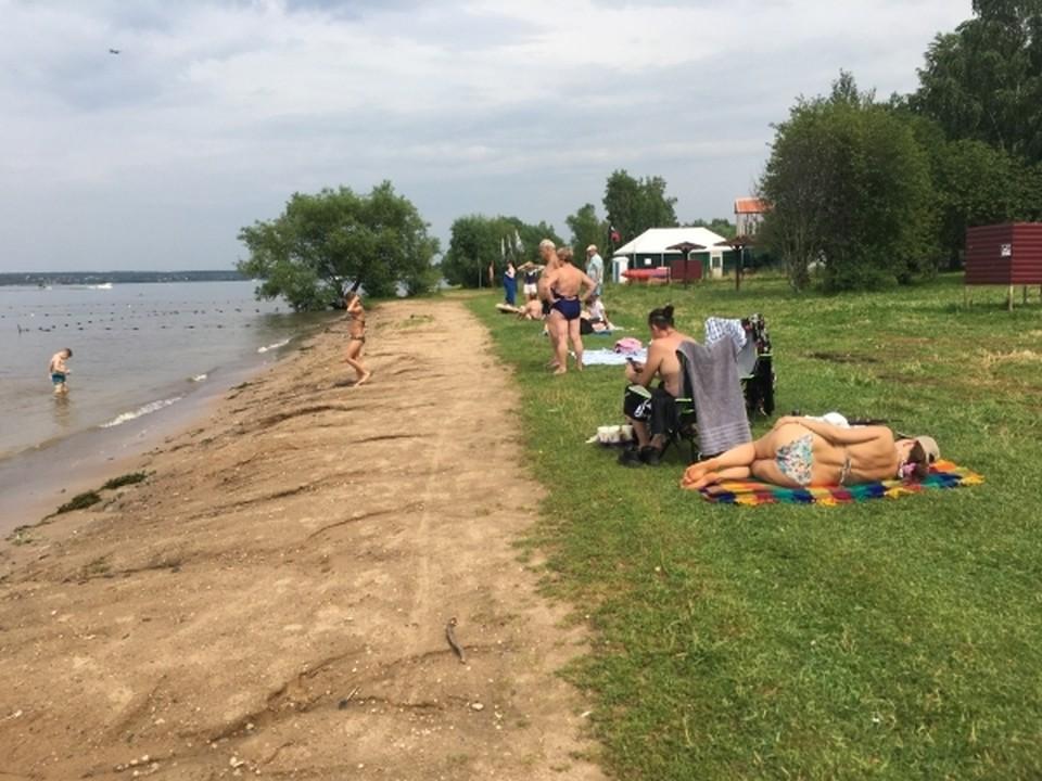 Ростовчане могут купаться на территории трех городских пляжей.
