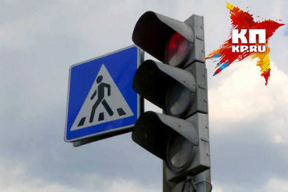 В центре Твери отключен светофор