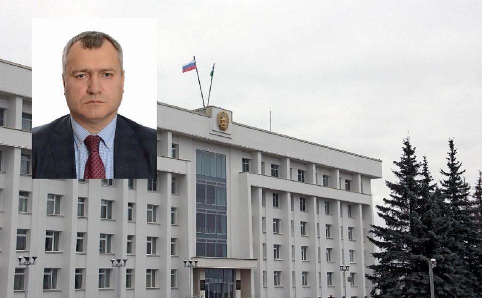 Полстовалов возглавлял Башкультнаследие с октября 2019 года