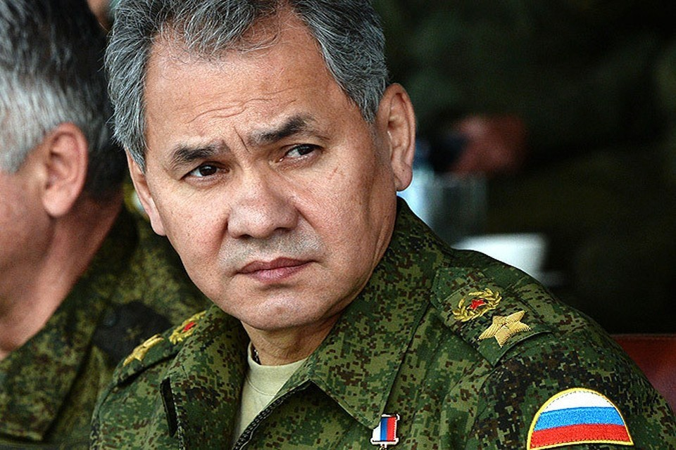 Шойгу анонсировал программу обновления военкоматов Фото: РИА Новости