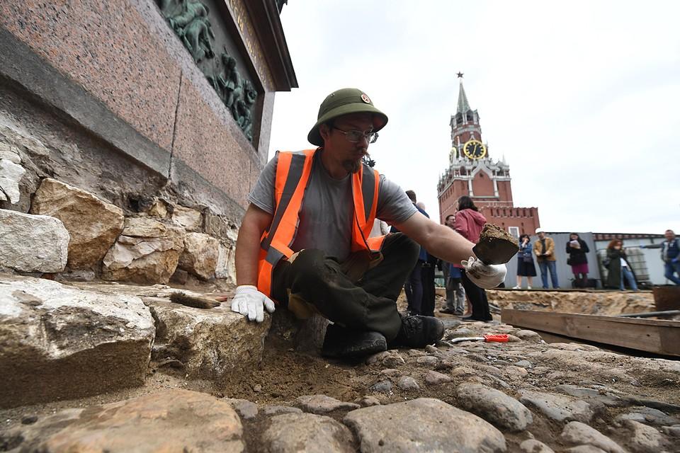 Завершить реставрационные работы планируют в ноябре 2022 года